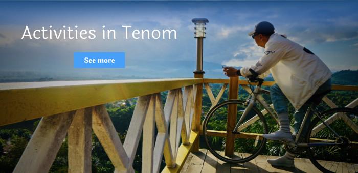 Activities in Tenom