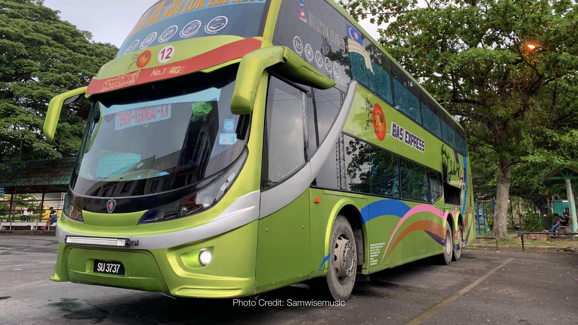Tungma Bus Tenom