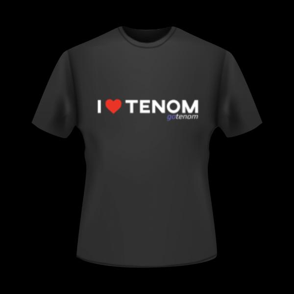 'I Love Tenom' T-Shirt