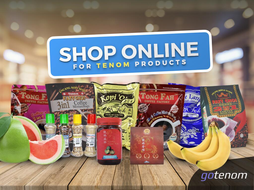 GoTenom Online Mall
